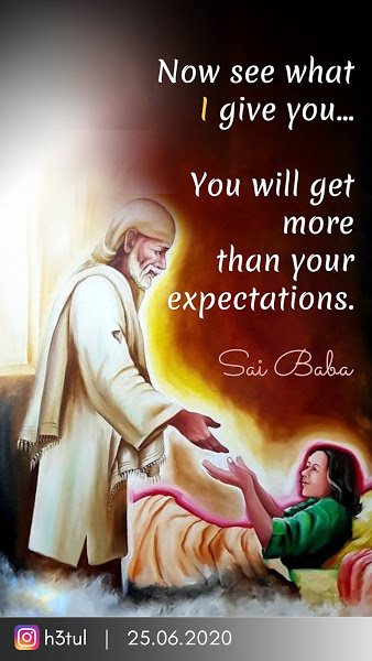 Baba's Miracles And Blessings For Healing And Reading Satcharitra