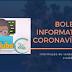 Boletim Coronavirus: Número de casos continua subindo, veja boletim desta quinta