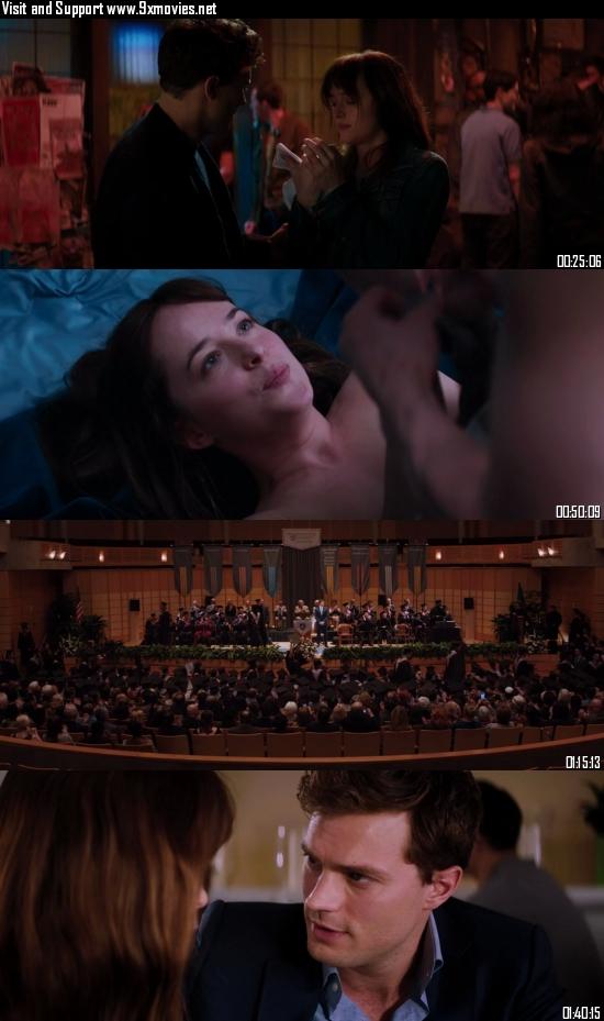 Fifty Shades Of Grey 2015 Dual Audio Hindi 720p BluRay 1GB