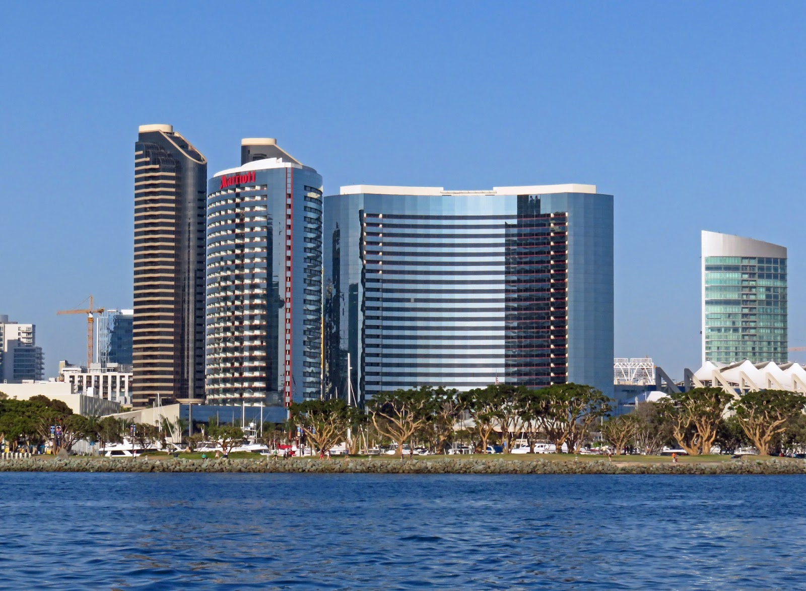 Marriott Marquis San Diego Marina: Waterfront Business Hotel or ...