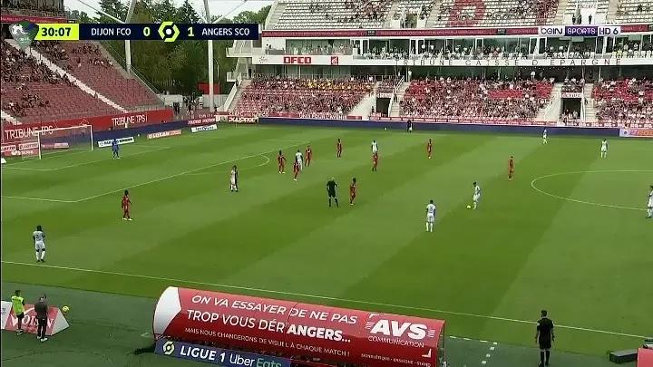 مشاهدة مباراة ديجون وأنجيه بتاريخ 2020-08-22 كاملة الدوري الفرنسي