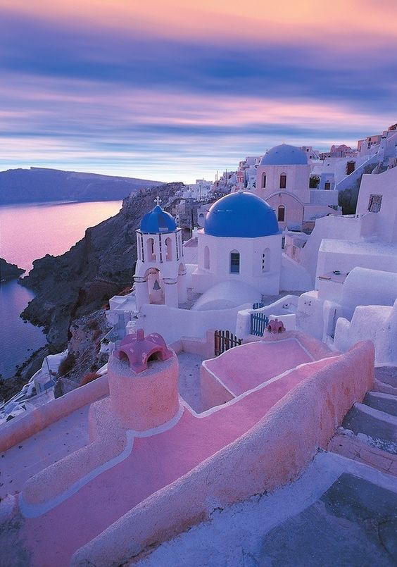 Greece and Island