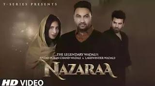 Nazaraa Lyrics - Ustad Puran Chand Wadali x Lakhwinder Wadali