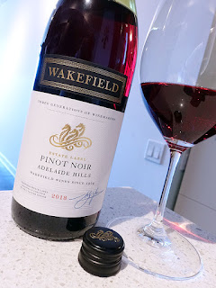 Wakefield Pinot Noir 2018 (89 pts)
