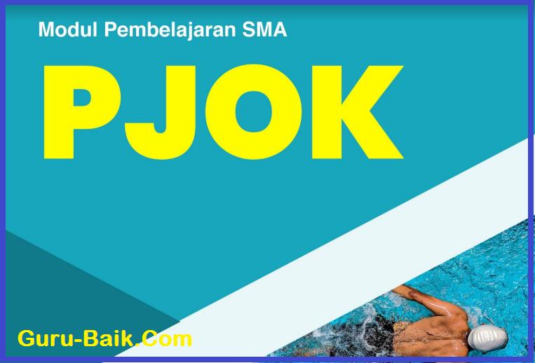 E-Modul PJOK Kelas 11 SMA Tahun 2021/2022