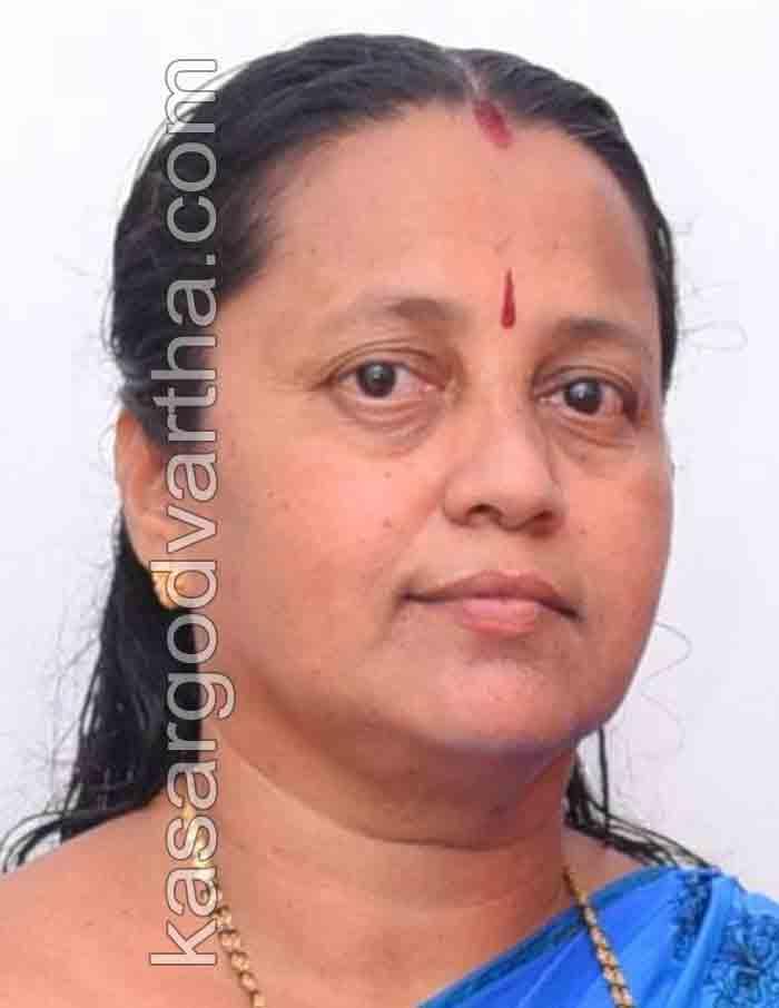 C Bhanumathi of Hosangadi passed away