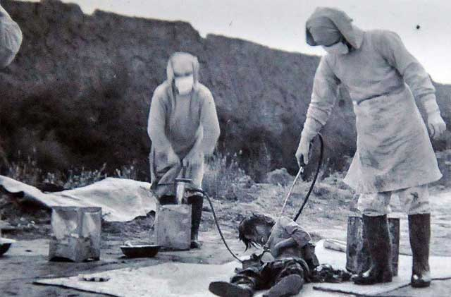 Unit 731 Jepang