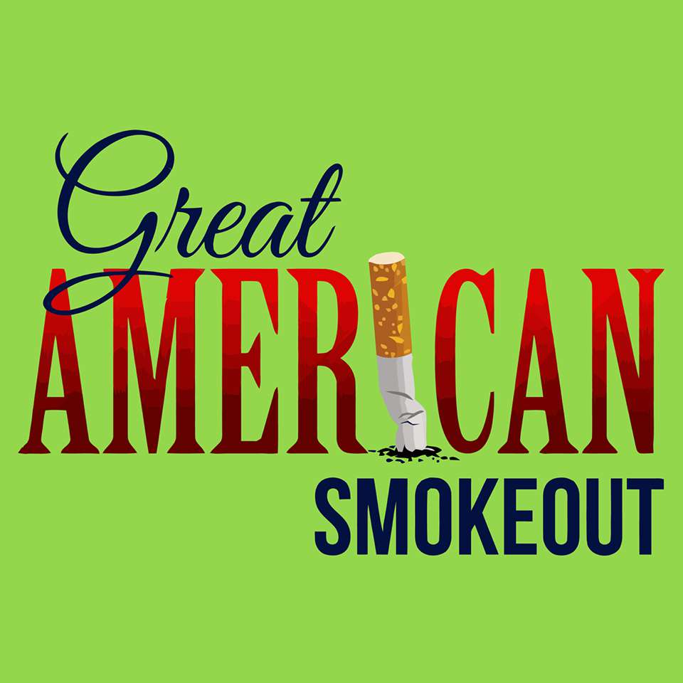 Great American Smokeout Wishes Unique Image
