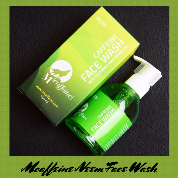 Mcaffeine Neem Face Wash Review