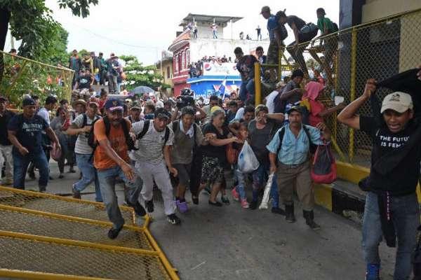 La migración problema de seguridad nacional: Vanessa Rubio