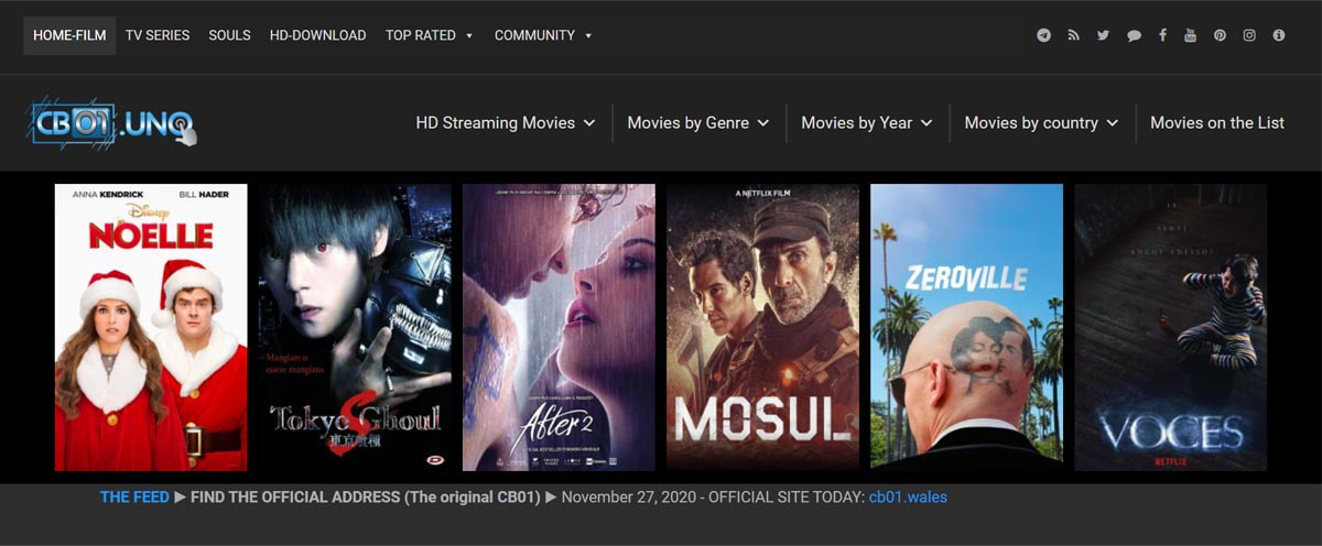About CB01 Free Streaming Sites - cbo1 movies