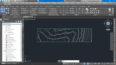 How- To -Create -Cropped- Surface- AutoCAD Civil 3d.