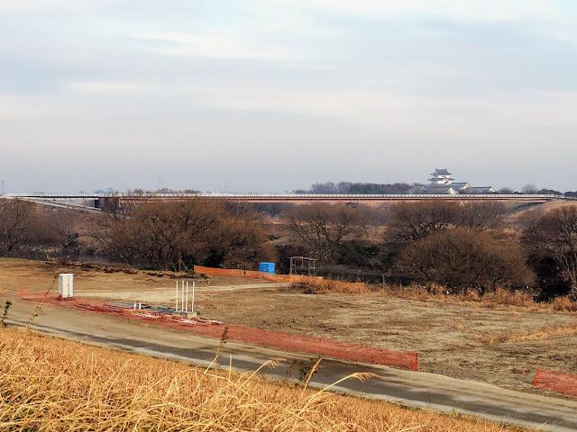 江戸川 関宿