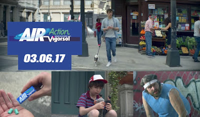 Spot Vigorsol 03.06.17, Razza Cane e Video