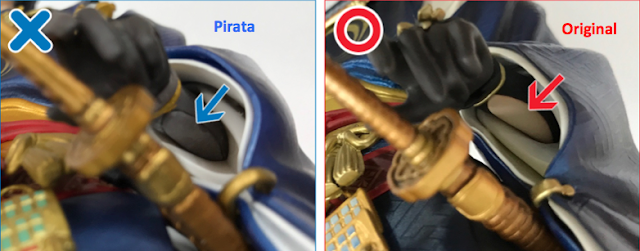 """Reporte: Figura Pirata """"Figura Mikazuki Munechika Touken Ranbu ONLINE"""""""