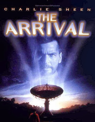 Poster Of The Arrival (1996) In Hindi English Dual Audio 300MB Compressed Small Size Pc Movie Free Download Only At worldfree4u.com