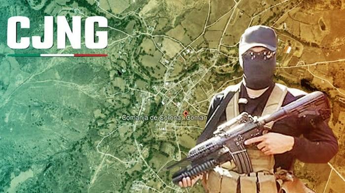 El CJNG tiene un campo de reclutamiento forzado en Comanja de Corona; Jalisco