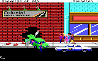 Videojuego Police Quest I In Pursuit of the Death Angel