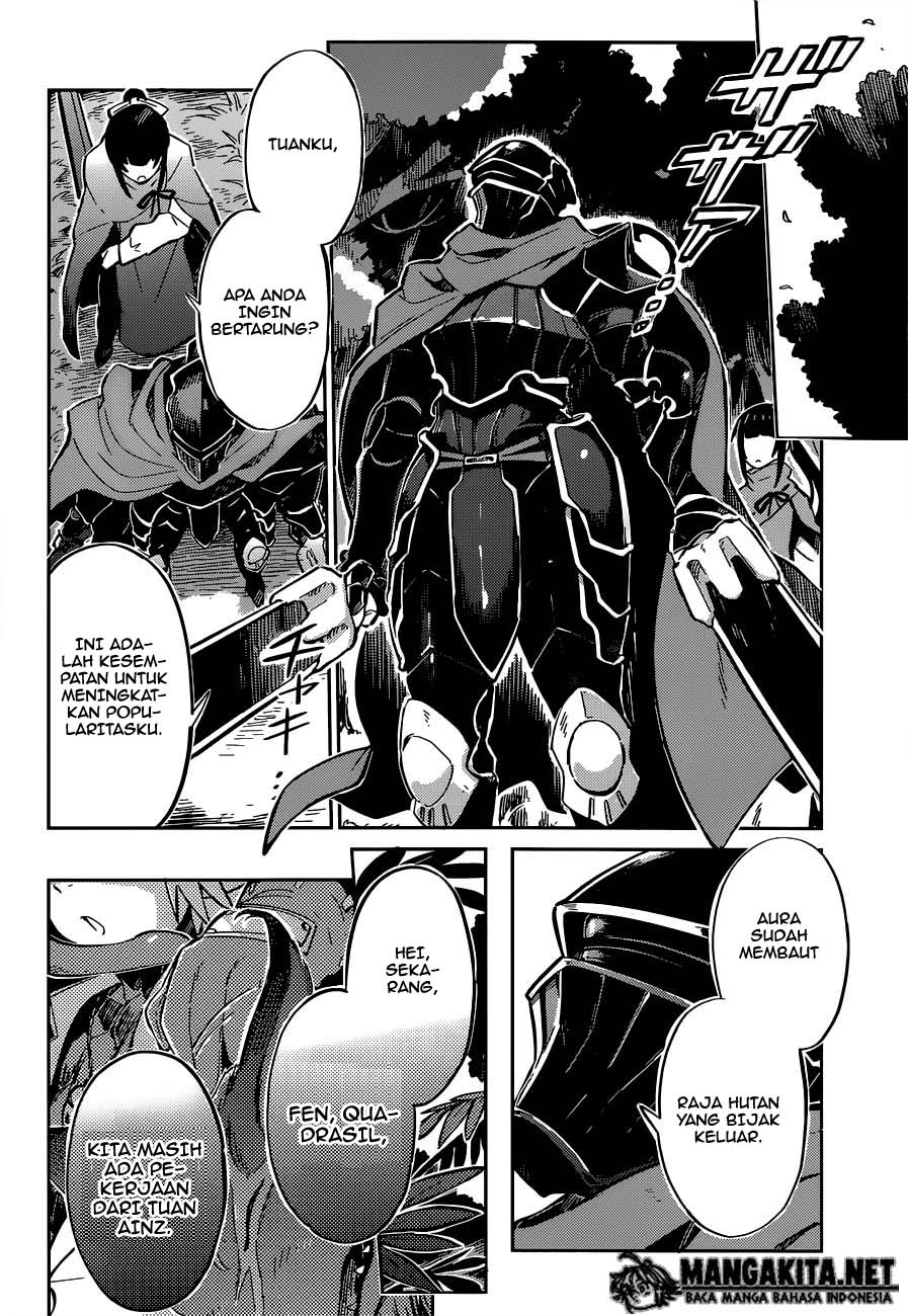 Baca Manga Overlord chapter 6 Bahasa Indonesia