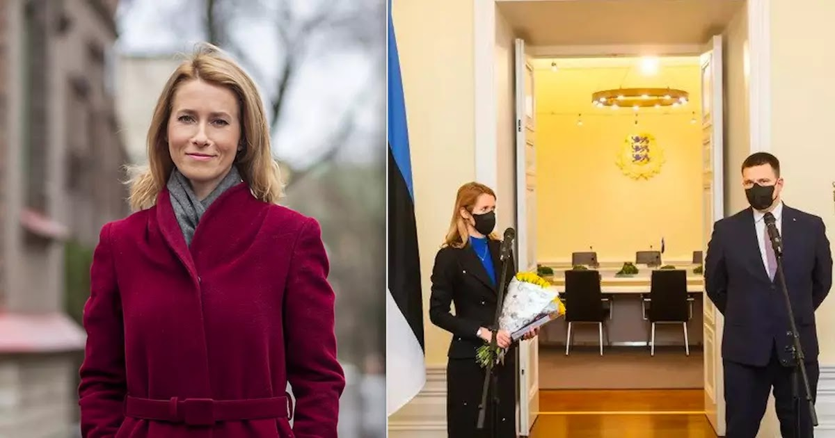 Estonia's First Female Prime Minister Is Already Fighting Climate Change During Her First Week In Office