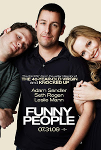 Funny People Poster