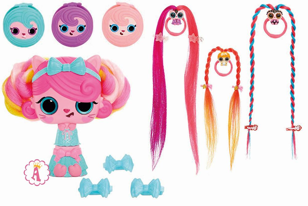 Pop Pop Ultra Hair Surprise большой набор 20 сюрпризов