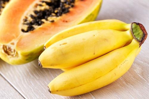 Cara Meluruskan dan Merawat Rambut dengan pisang