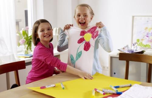 Beste textielstift test Edding textielstiften