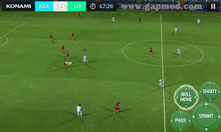 Download FIFA 14 Mod PES 2018 by FernanGamex Apk Data Obb Android