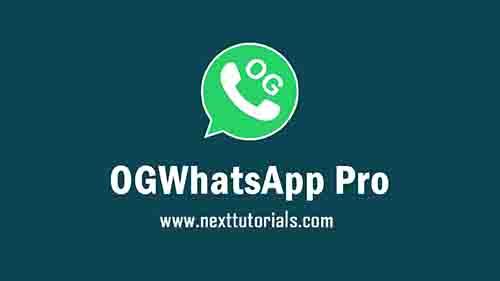 OGWhatsApp Pro v13.50 Apk Mod Latest Version Android,Instal Aplikasi OGWA Pro Anti-Banned Terbaru 2021,download tema whatsapp anti blokir terbaik 2021