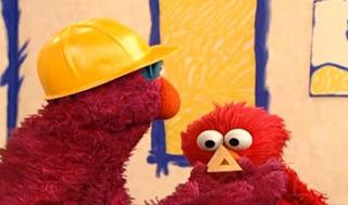 Elmo's World Building Things Quiz