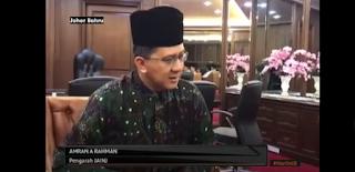 Dua Markas Syiah di Malaysia digerebek oleh Departemen Agama Islam Johor
