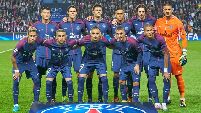 Fransa 1. ligi şampiyonları Paris Saint-Germain - Kurgu Gücü