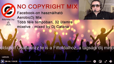 No Copyright AerobicDj Mix