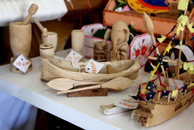 Prossegue às quintas e sextas exposição e venda de artesanato dos artesãos do NUPS