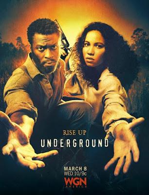 مسلسل Underground الموسم الثاني مترجم كامل مشاهدة اون لاين و تحميل  Underground-S02-490x640
