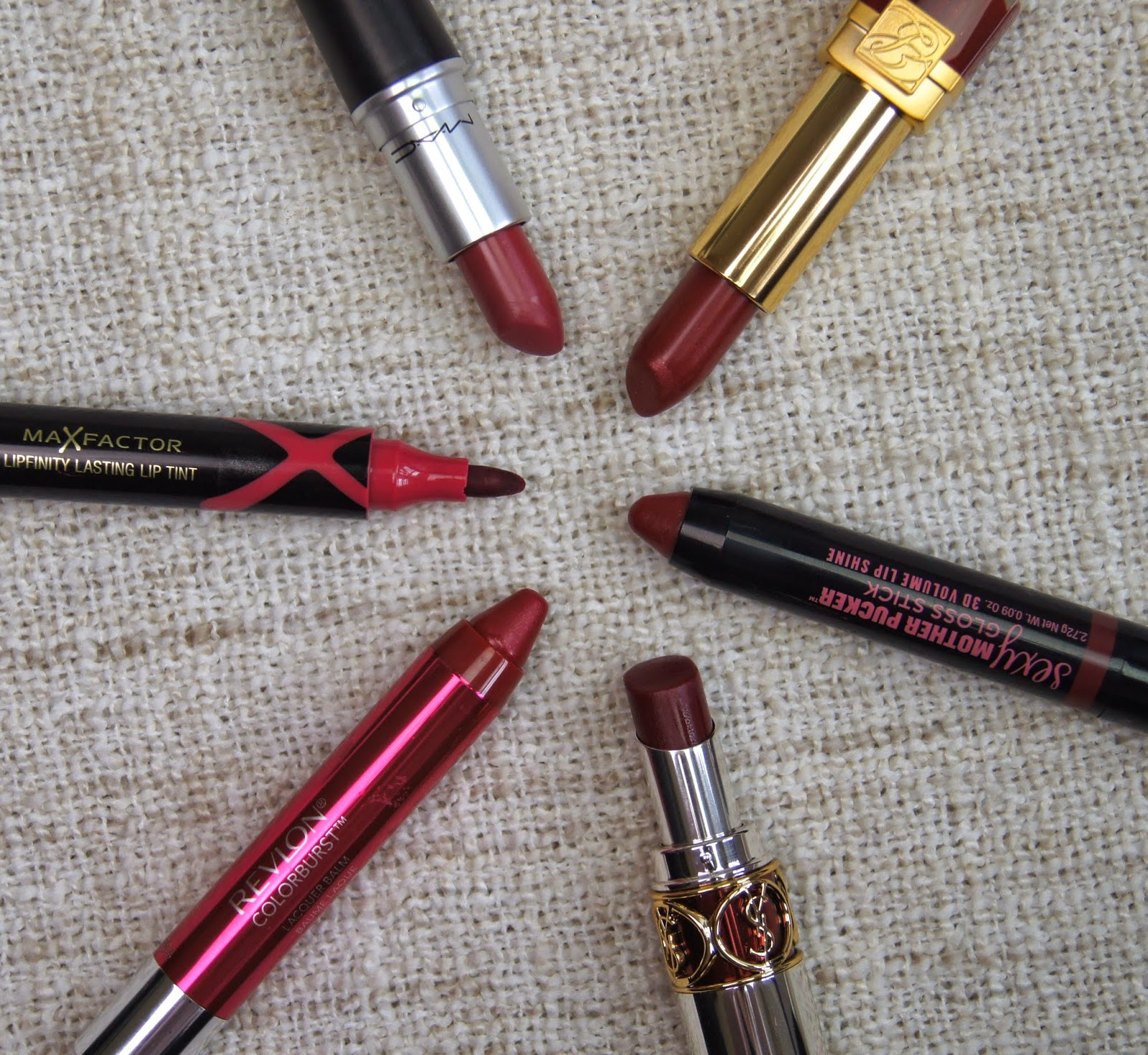 autumn bold statement lips swatches review