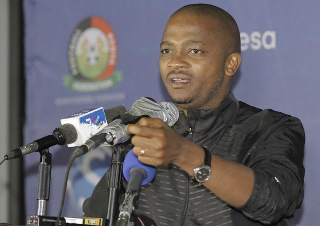 Rais wa FKF, Nick Mwendwa. Picha/Stafford Ondego/www.sportpicha.com