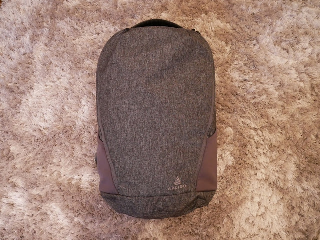 Arcido Faroe backpack - front
