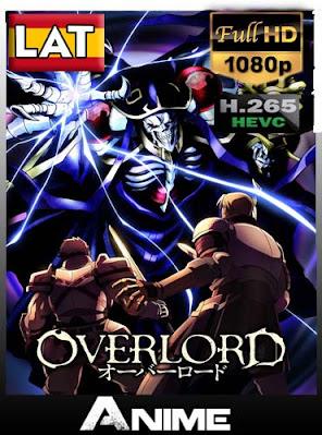 Overlord Temporada 1 latino x265 HEVC HD [1080P] [GoogleDrive] RijoHD