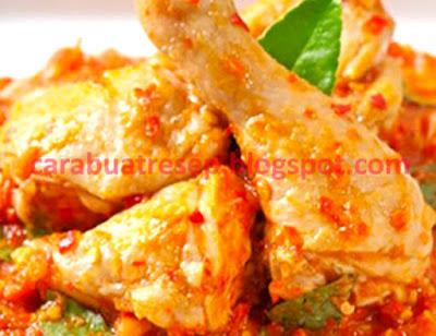 Foto Resep Ayam Rica Rica Pedas Sederhana Bumbu Spesial Lezat Asli Enak