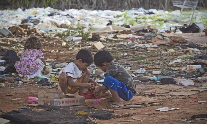 A Pobreza Absoluta