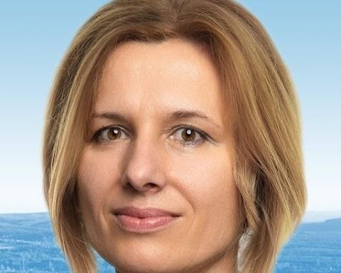 Szücsné Posztovics Ilona Tatabánya polgármestere