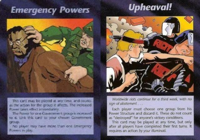 The 1995 Illuminati Card Game prediction which has become today's reality  1995%2BIlluminati%2BCard%2BGame%2B%25283%2529