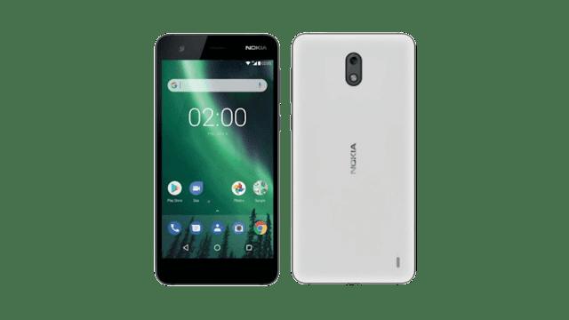 Firmware Nokia 2