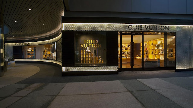 Louis Vuitton na Califórnia