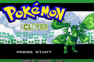 Pokemon Clover Completo Imagen Portada