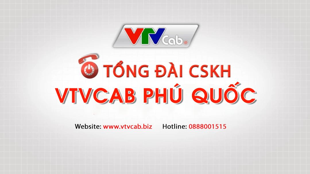Tổng đài VTVCab Phú Quốc