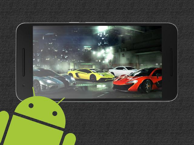 Mejores juegos de carreras de carros Android