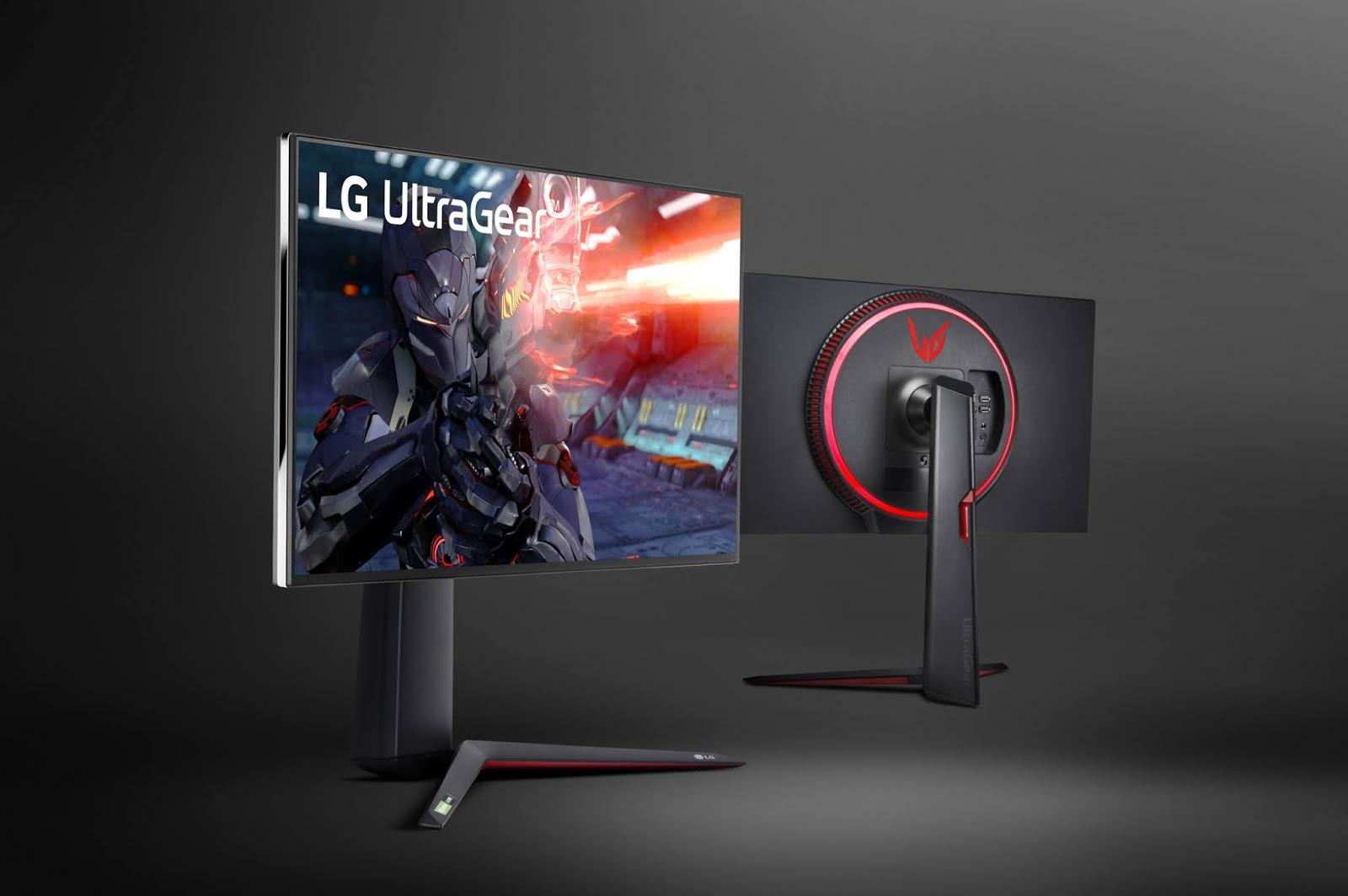 LG presenta su nuevo monitor UltraGear modelo 27GN950